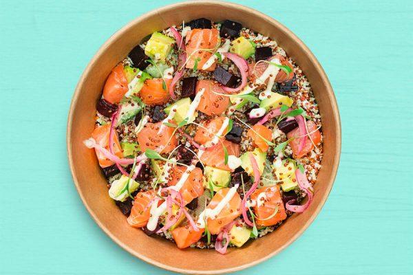 Bowl-de-salmón-crudo
