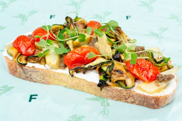 Bruschetta-de-Vegetales-asados
